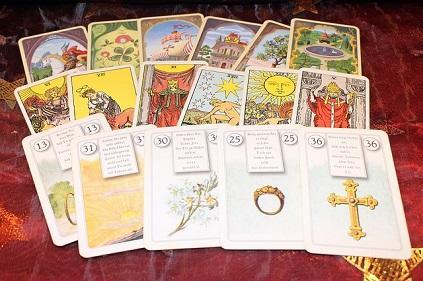 Esoterik und Tarotkarten