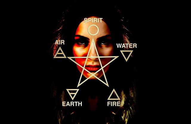Hexen und Magie in Esoterik Astrologie